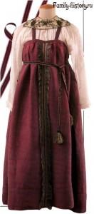 costume de mariage de jeune fille, gouvernance de Viatka, fin XIX-e s.
