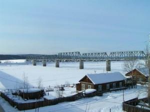 République Sakha, Yakoutie. L'hiver -le restant de l'année.