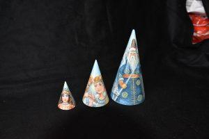 Poupées-gigognes de Lilia Sazonova. Boutique du CostumeRusse